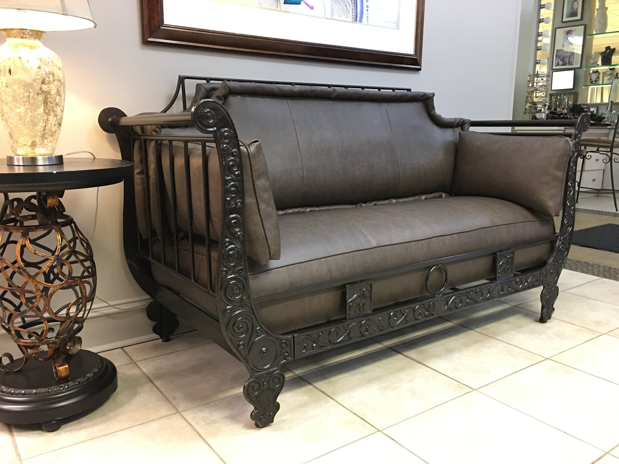 fancy couch