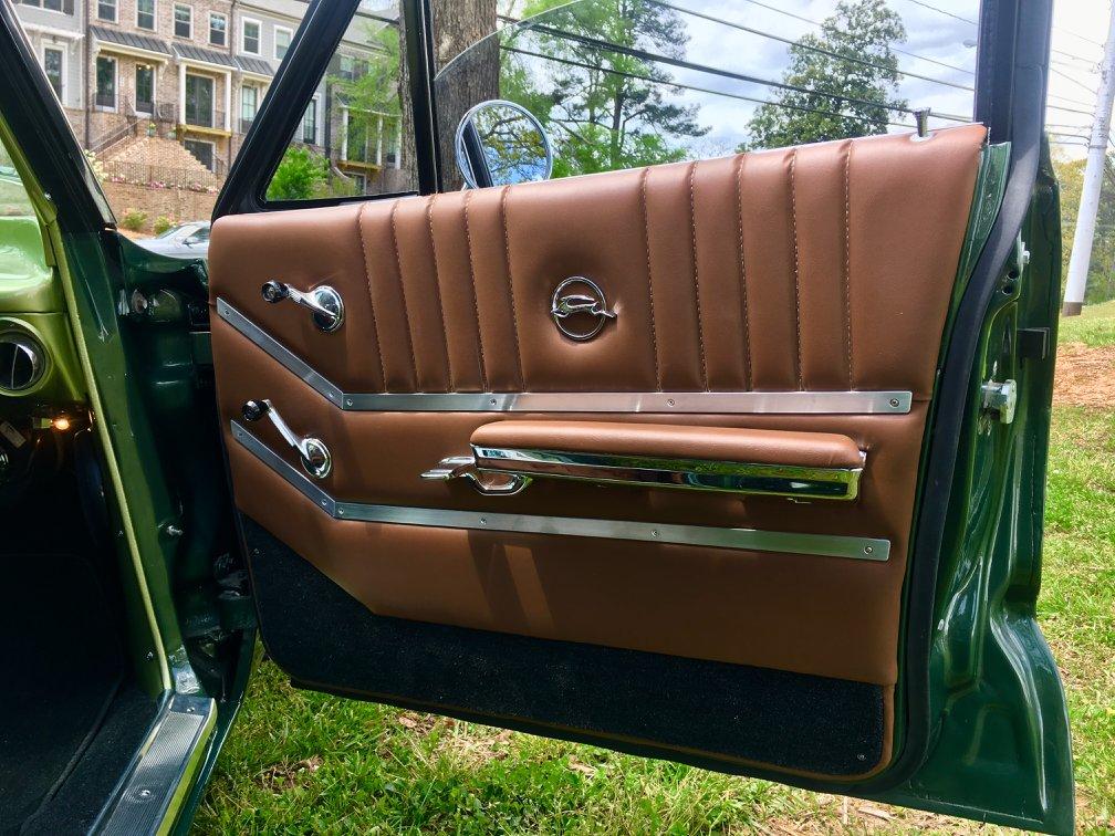 green impala 1